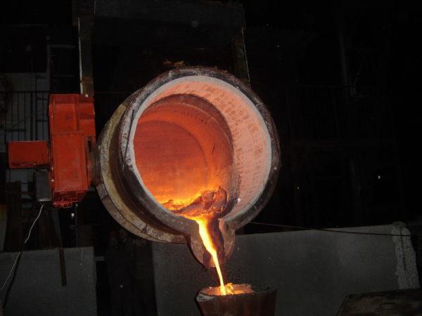 Огнеупоры для сталеразливочного ковша