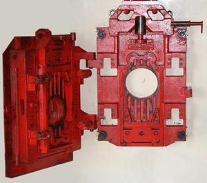 Шиберный затвор для стальковша LSG-B3-2